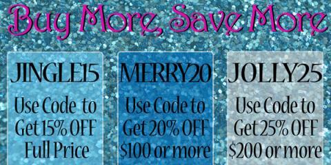 EdgyChic Boutique's Buy More, Save More Sale!, Florissant, Missouri