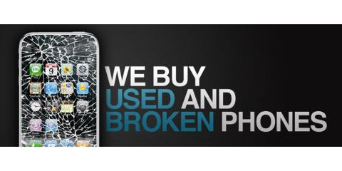 Have a smart device lying around you home? At FIxAPhone buy used or broken devices. http://www.fixaphonedayton.com, Washington, Ohio