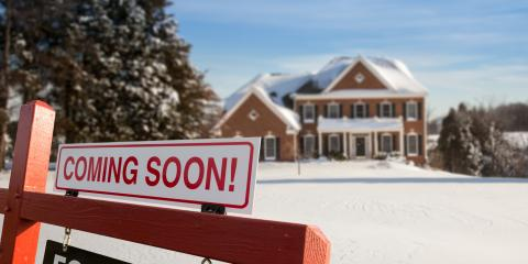 3 Reasons to Buy Real Estate in Winter, Black River Falls, Wisconsin