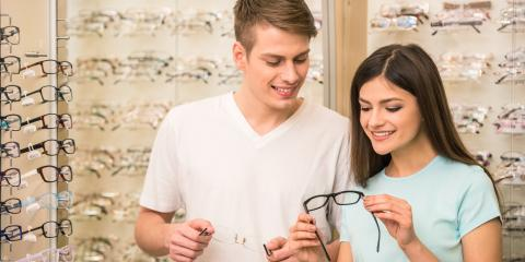3 Reasons to Buy Your Glasses in Person, High Point, North Carolina