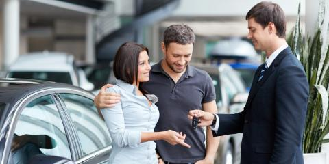 Work With Your Cincinnati New Car Dealer to Find the Right Vehicle, Colerain, Ohio