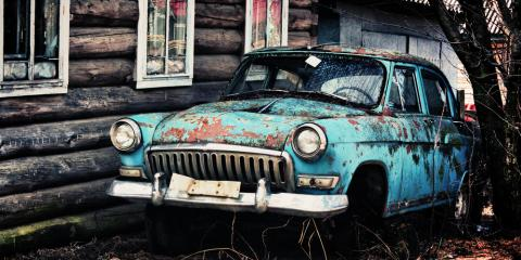 3 Reasons Why You Should Sell Your Car To A Junk Yard, San Marcos, Texas