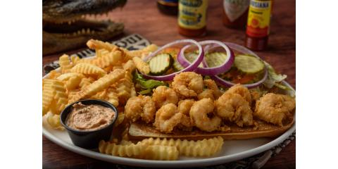 What Are the Qualities of an Authentic Po'boy?, Lincoln, Nebraska