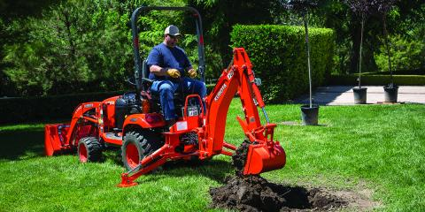 4 Benefits of Investing in a Subcompact Tractor, Winder, Georgia