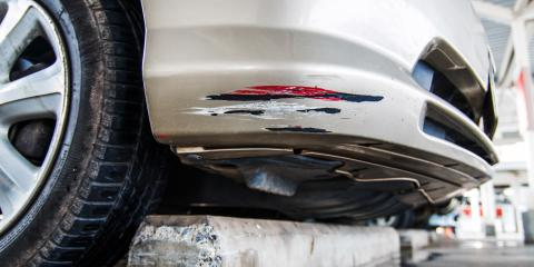 3 Reasons to Schedule Bumper Repair, Honolulu, Hawaii