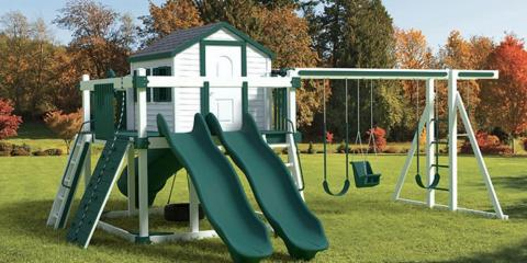 4 Additions That'll Make a Playground Set Pop, Penfield, New York