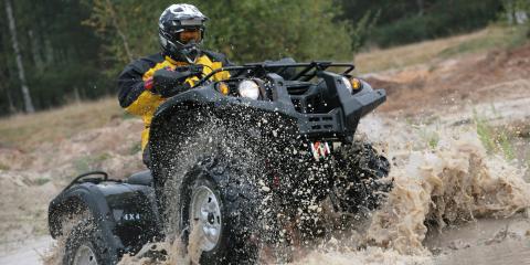 3 Ways to Protect an ATV When Mudding, Granite City, Illinois