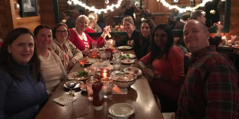 Sun Dental Christmas Party!!, North Branch, Minnesota