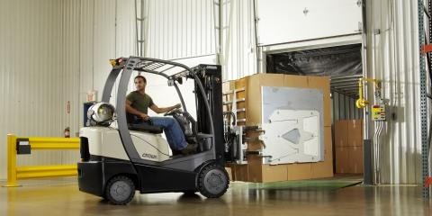 The Differences Between Pneumatic Tire & Cushion Tire Forklifts, South Plainfield, New Jersey
