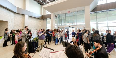 Coryell Health Hosted New Hospital Open House, Gatesville, Texas