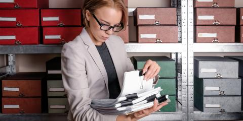 3 Ways to Organize Your Business Inventory in Storage, Cookeville, Tennessee