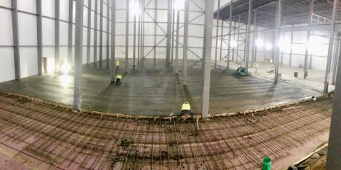 Precision, Teamwork Expedites Omaha Warehouse, Lincoln, Nebraska