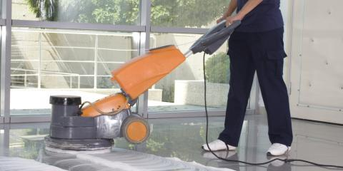 Free Your Employees From Office Chores With Sacramento's Commercial Cleaning Experts, North Highlands, California