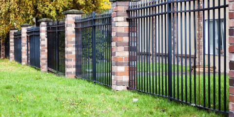 Most Important Benefits of Metal Fencing Vs. Wood, Hayward, California