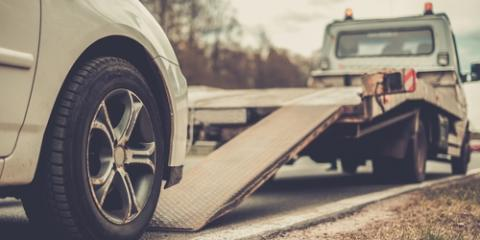 What You Should Know When Hiring Towing Services, Burney, California