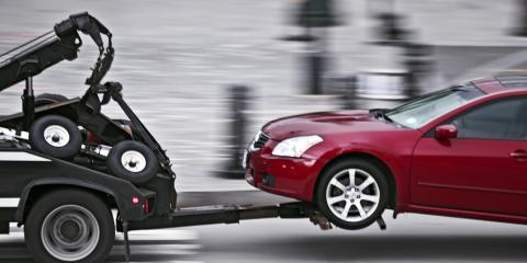 3 Towing Services You Can Expect From a Reputable Company, Burney, California