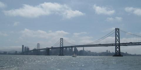 Why You Should See the San Francisco Skyline From a Yacht, Berkeley, California