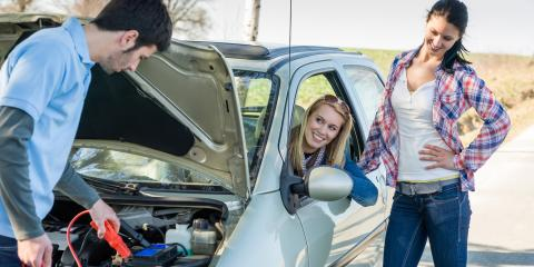 3 Steps to Jump-Start a Toyota® Prius, Concord, North Carolina