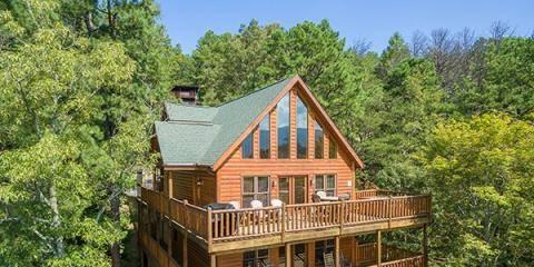 50% Off on Select Cabin Rentals in Pigeon Forge, Gatlinburg, Tennessee
