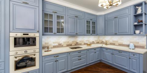 3 Top Benefits of Custom Cabinets, Wayne, Ohio
