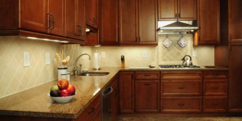 4 Dazzling Ways to Spruce Up Tired Kitchen Cabinets - Bargain Outlet ...