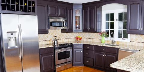 Cabinet & Granite Experts Share 3 Top Kitchen Renovation Ideas, West Chester, Ohio