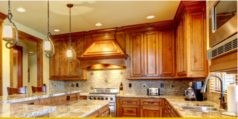 Custom Cabinets From Cabinets Kwik Will Add Functionality And Style To Your Kitchen, New Britain, Connecticut