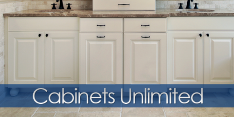 Organize Your Kitchen with New Cabinets from Cabinets Unlimited ...
