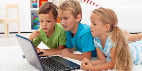 Cable Internet Provider Highlights 5 Ways to Keep Kids Safe Online , Great Falls, South Carolina