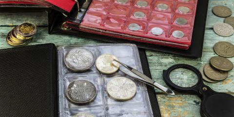 Top 5 Reasons to Start a Rare Coin Collection, Cabool, Missouri