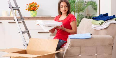 How to Use a Storage Unit for Moving, Jacksonville, Arkansas