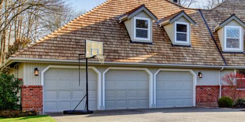 3 Common Causes of a Malfunctioning Garage Door & How to Fix Them, Sherwood, Arkansas