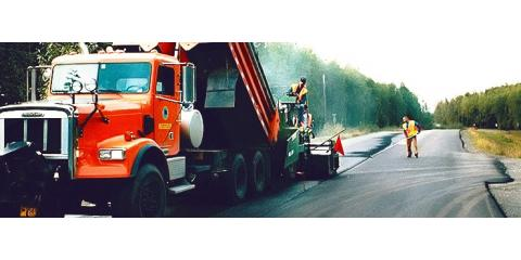 Caddo Construction LLC, Asphalt Contractor, Services, Anchorage, Alaska