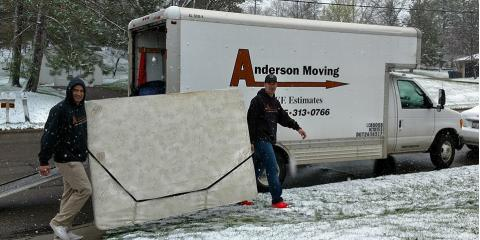 3 Benefits of Hiring a Professional Moving Company in the Winter, Goetz, Wisconsin