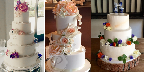 Questions to Ask Your Baker When Deciding on a Wedding Cake Style, Palo Alto, California