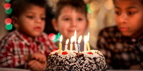 A Brief History of the Birthday Cake, Covington, Kentucky