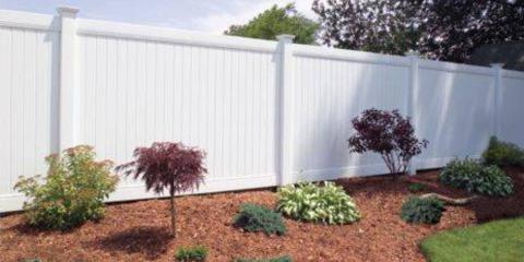 3 Benefits of PVC Fences, Statesboro, Georgia