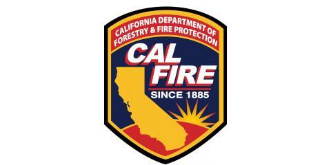 FIRE PREVENTION WEEK, Mariposa, California