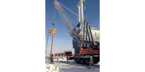Discover the Importance of Cranes for Construction in Alaska, Anchorage, Alaska