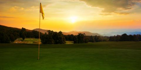 The New Rules of Golf Course Etiquette, California, Kentucky