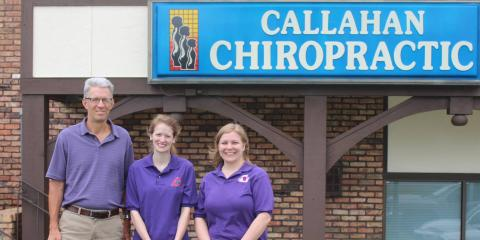 Callahan Chiropractic, Chiropractors, Health and Beauty, York, Nebraska