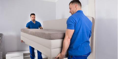 5 Benefits of Hiring Professional Furniture Movers, Cambridge, Minnesota