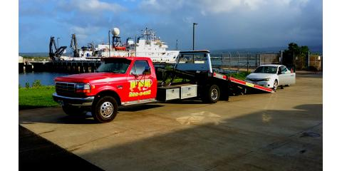 5 Times You Need to Call Oahu's Best Towing Service, Honolulu, Hawaii