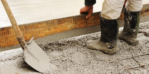 How to Pour Ready-Mix Concrete in the Winter, Cameron, North Carolina