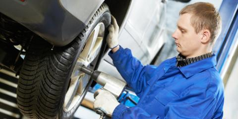 Top 3 Signs You Need to Buy New Tires Right Away, Johnsonville, North Carolina