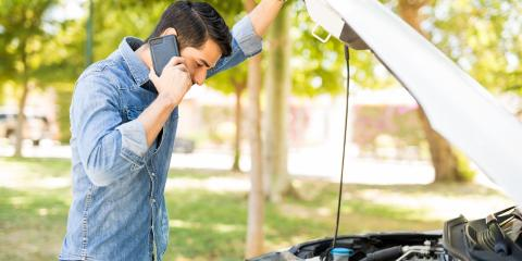 3 Reasons to Call for Towing, Tomah, Wisconsin