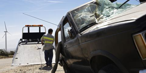 Why Call a Wrecker Service After a Car Accident? - C  L