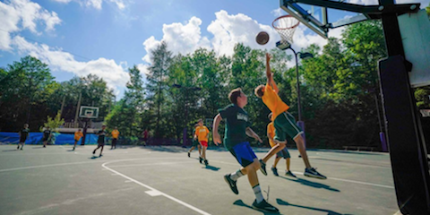 Zach P.'s Summer Camp Experience in New England, Piermont, New Hampshire