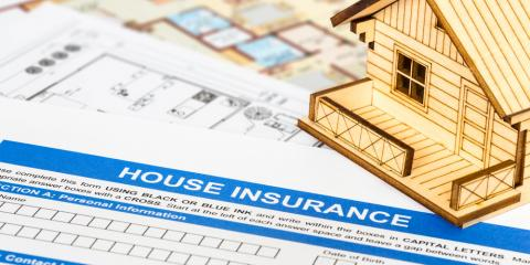 3 Things Covered Under a Standard Homeowners' Insurance Policy, Campbellsville, Kentucky