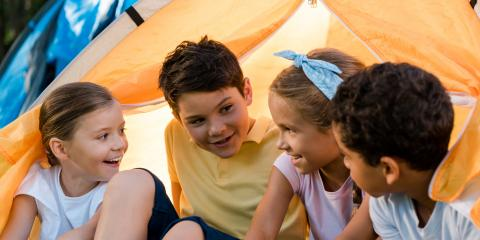 3 Tips for Planning a Campground Birthday Party for Kids, 3, Tennessee